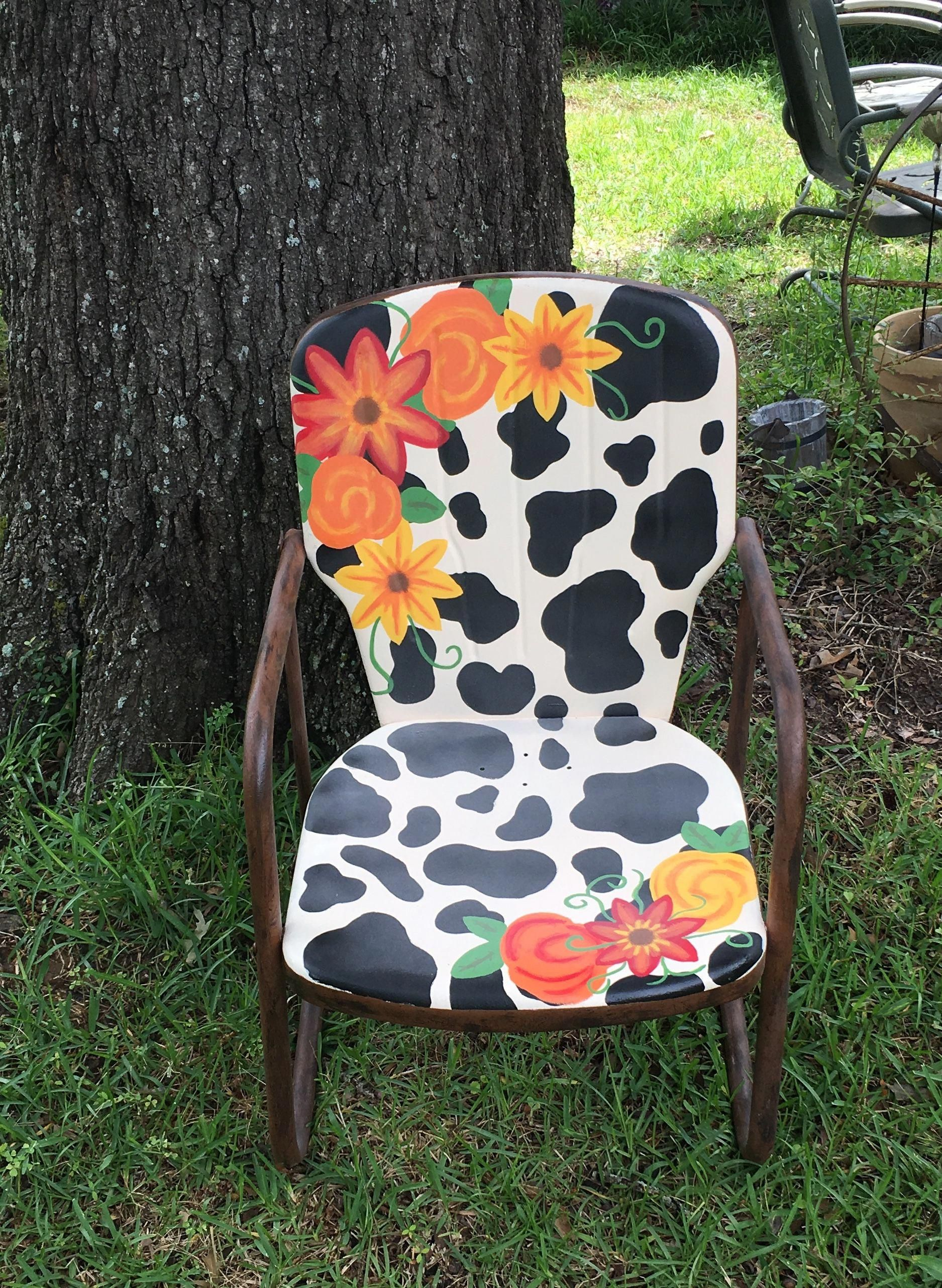 Funky Furniture for outdoors Chalkpaintfurniturediy is part of Painted furniture -