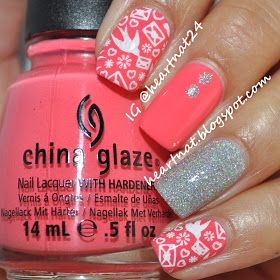 heartnat: China Glaze Surreal Appeal & Cheeky CH53