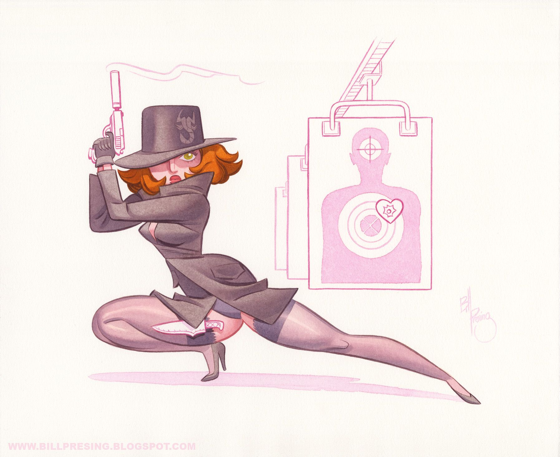 Scorpio: The Secret Agent by bpresing.deviantart.com on @deviantART