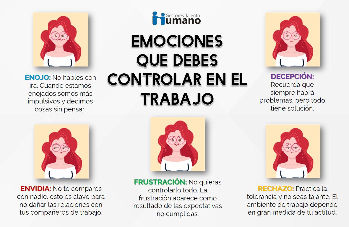 que es salud emocional en el trabajo