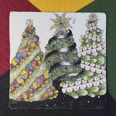 Pin on Zentangle, etc.: Special Holidays
