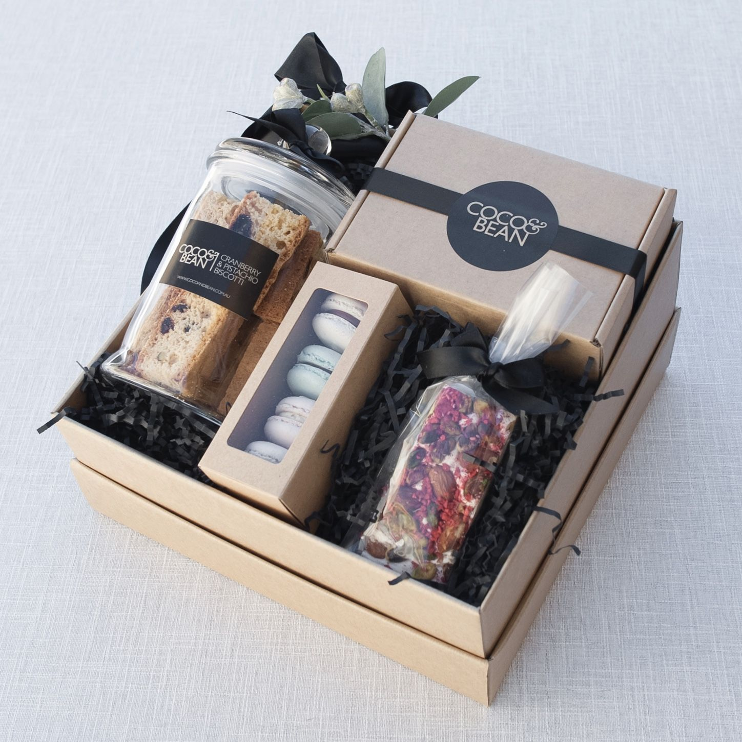 Indulgence Hamper Gourmet Hampers Delivered Fast Corporate Gifts Gift Hampers Business Gifts