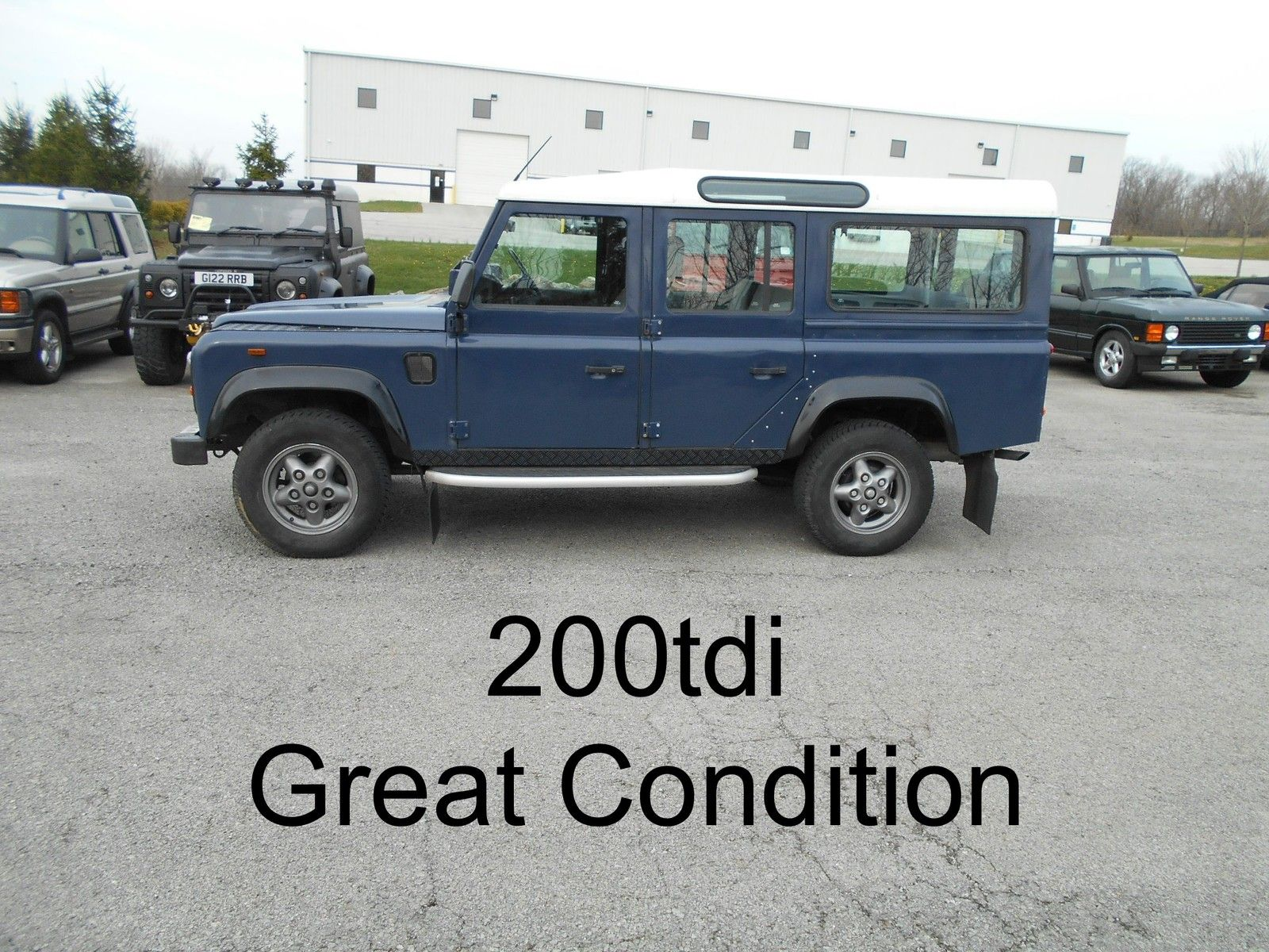 Used 1990 Land Rover Defender 110 for sale in LaGrange, KY