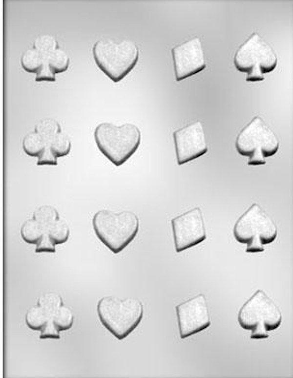 CK Products Mini Heart Assortment Chocolate Mold