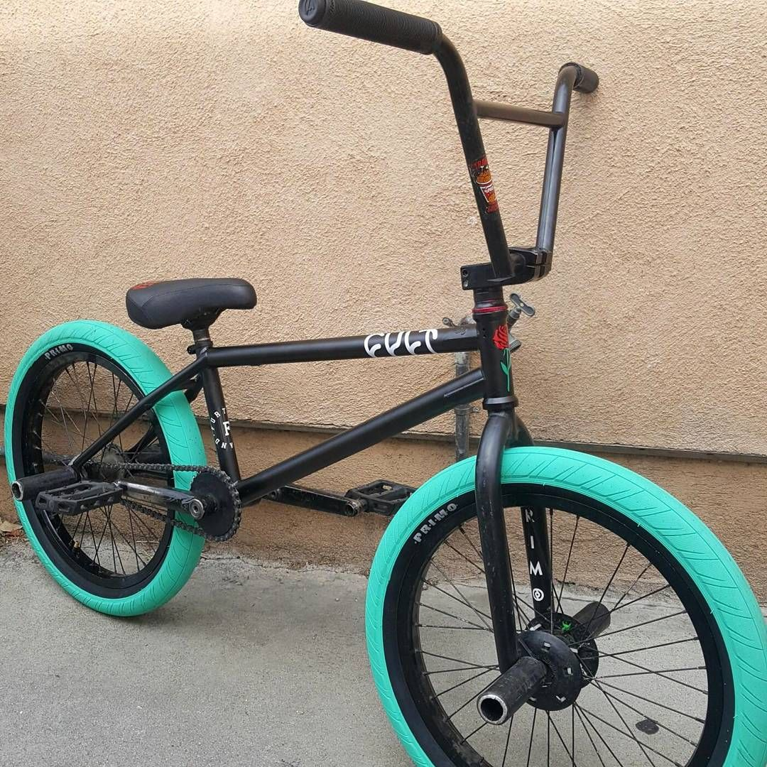 NEW Cult SOS v2 build Plus a fresh set of Primo Stevie tires in ...
