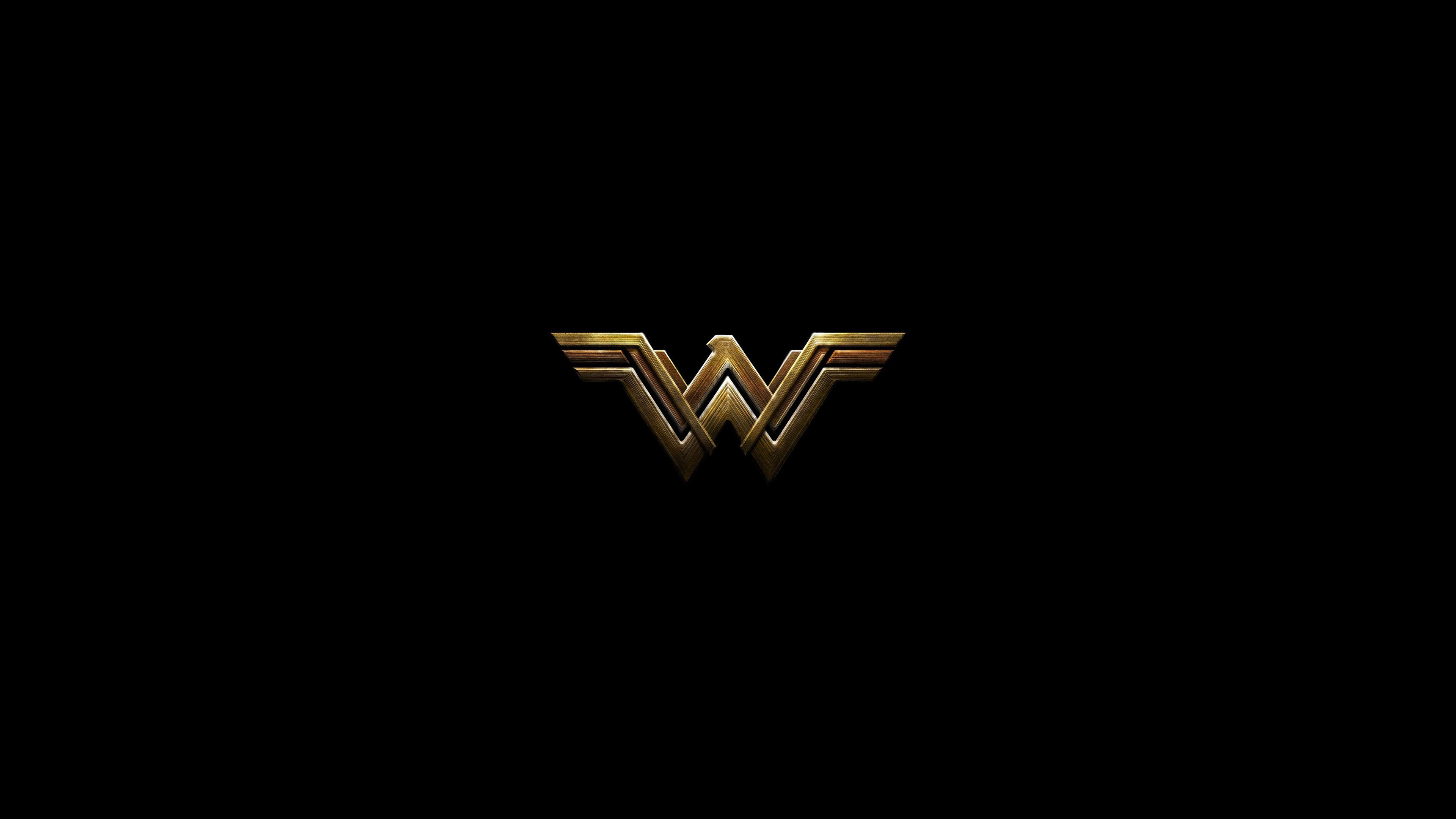 Wonder Woman Dark Logo 4k Wonder Woman Wallpapers Super Heroes Wallpapers Movies Wallpapers Lo Wonder Woman Aesthetic Wonder Woman Drawing Wonder Woman Logo