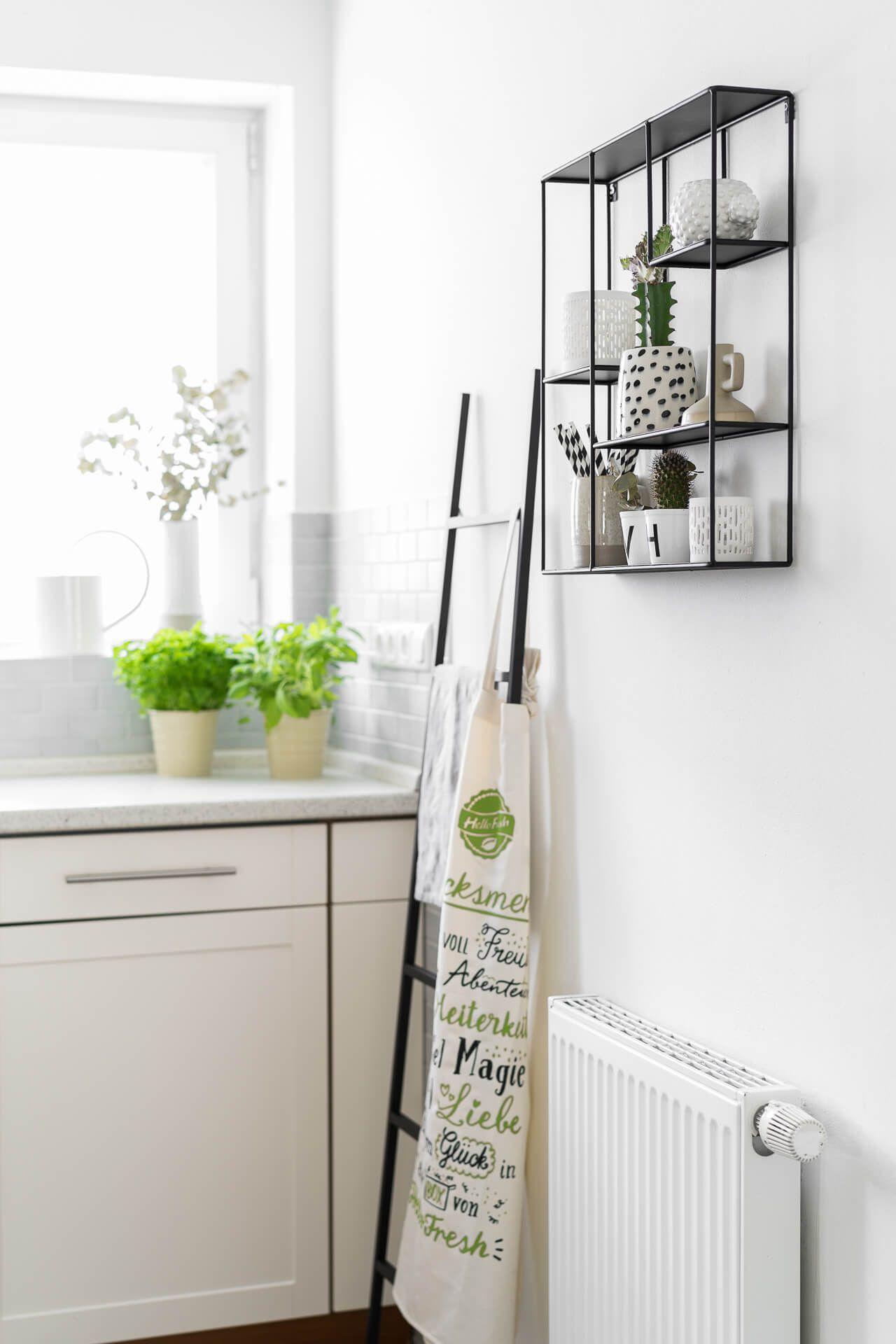 Küchendekoration  SCHÖNER WOHNEN – 7 EINFACHE TIPPS FÜR DIE KÜCHENDEKORATION - Bei ...
