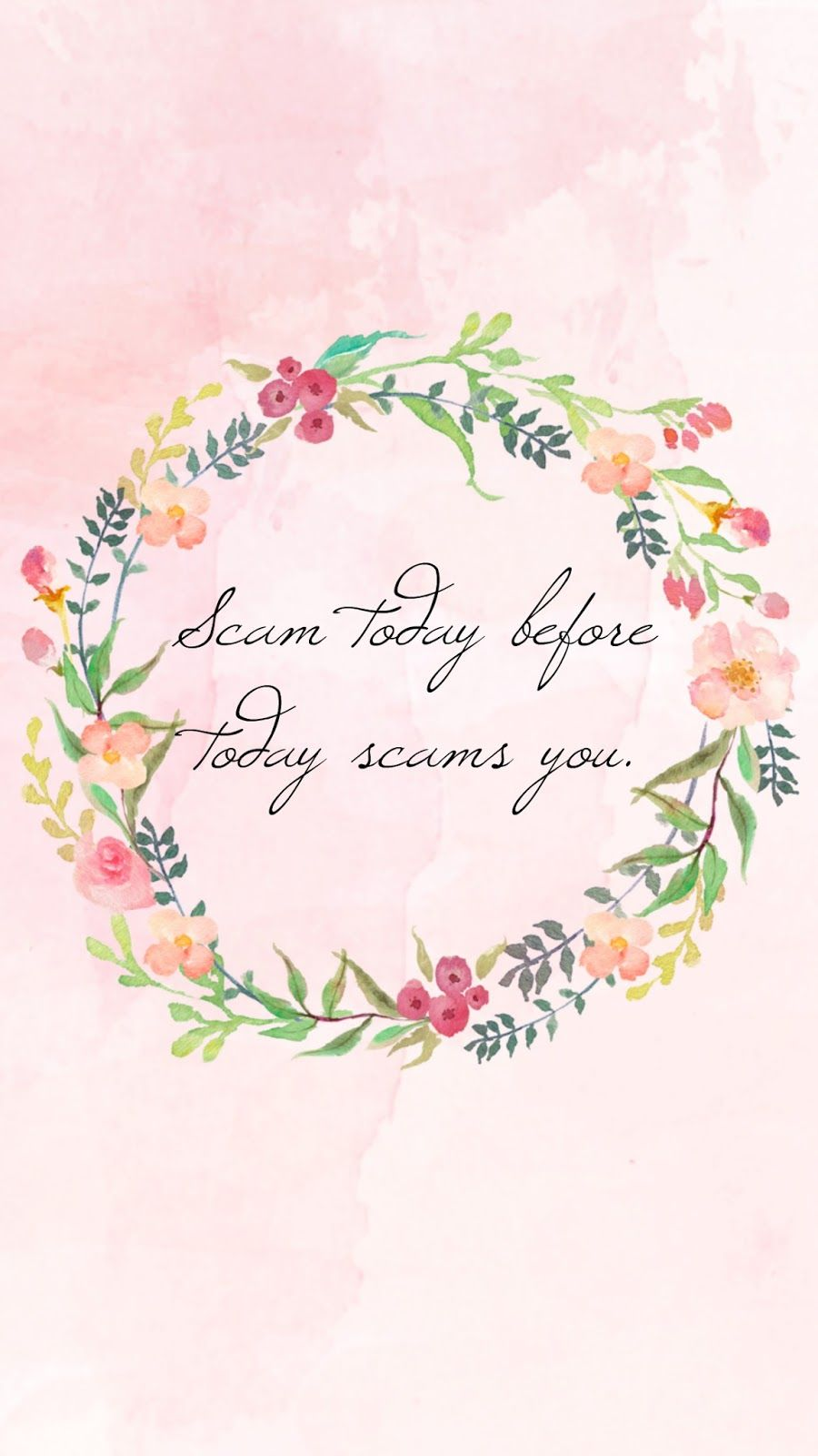 The Welson Wagon Blog: Free Joanne The Scammer Quote Wallpapers #wallpaper #iPhone #joannethescammer #joanneprada #freebie #getoutofmycaucasianhouse
