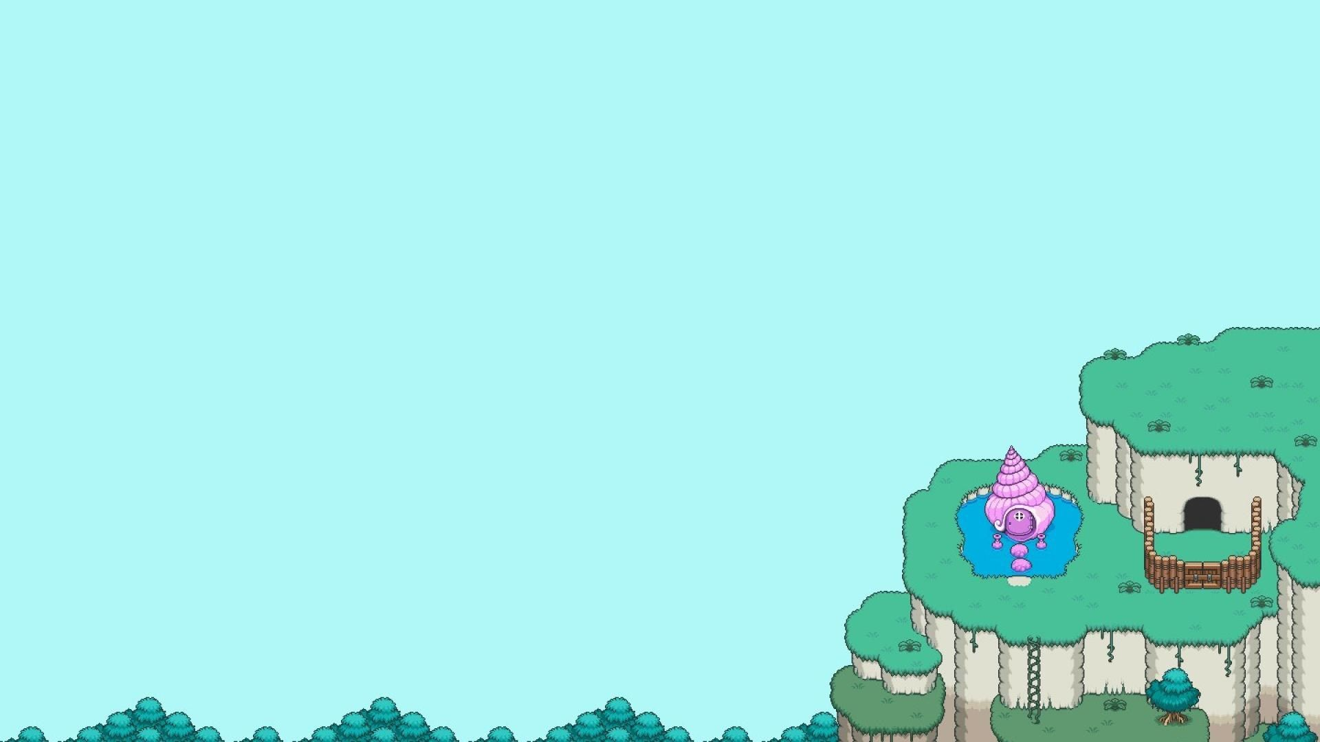 Rpg Mother Earthbound Pixel Art 3 House Wallpaper Pixel Art Home Wallpaper Art