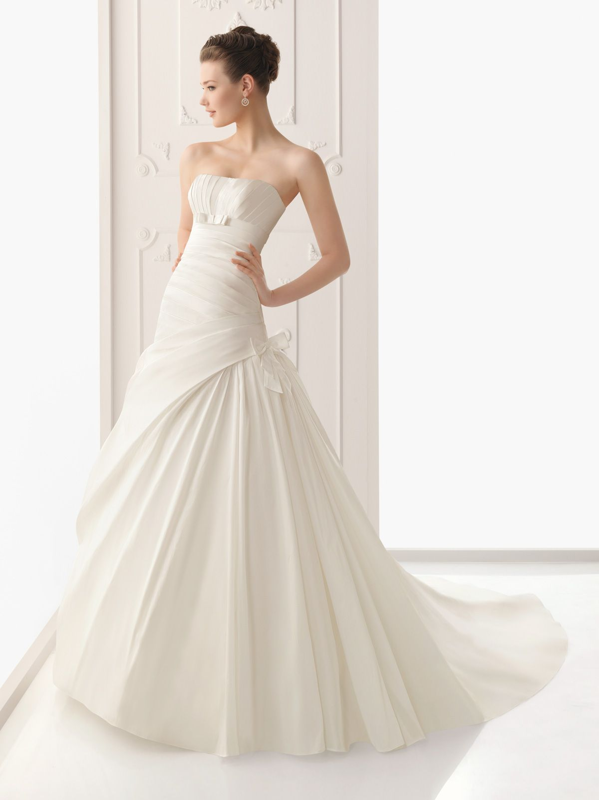 SENDERO   Wedding Dresses   2012 Collection   Alma Novia