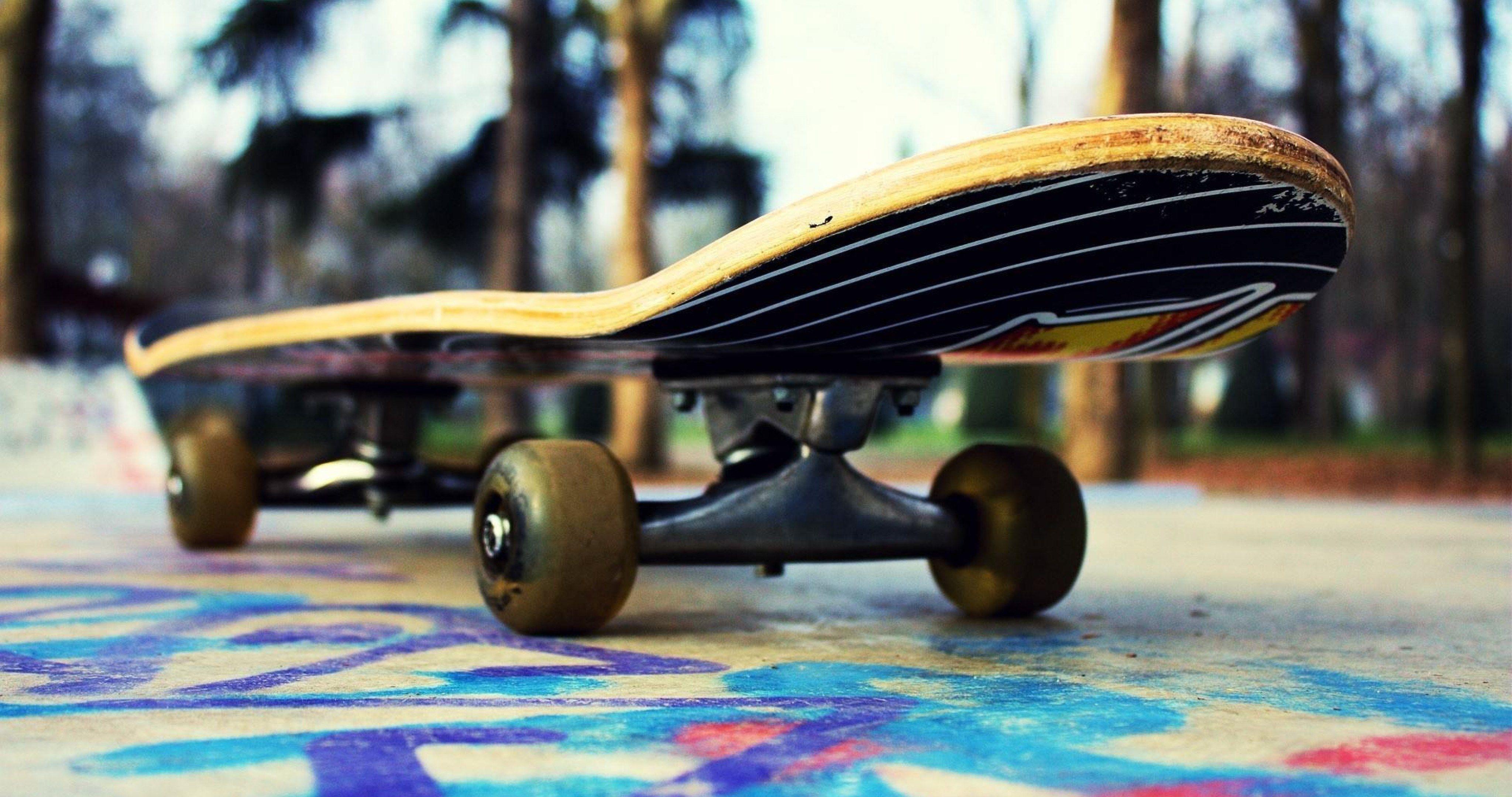skate board 4k ultra hd wallpaper ololoshenka