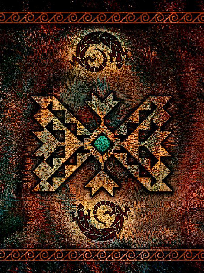 Native American Art Prints   ... Art by Brad Robertson - Native American Elegance Fine Art Prints and