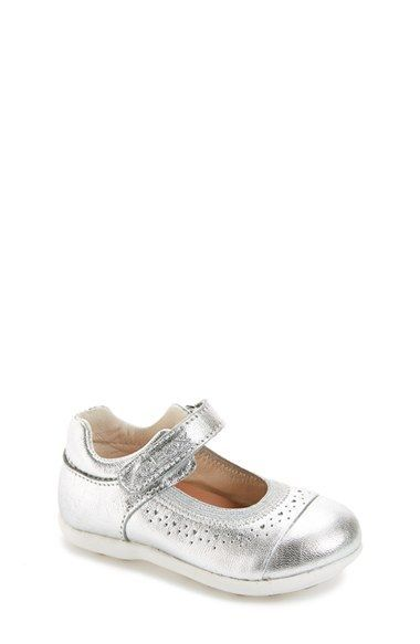 Toddler Girl's Geox 'Jodie' Mary Jane Flat