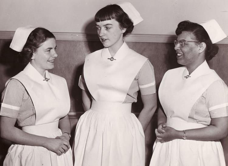 Old Nurses Uniforms