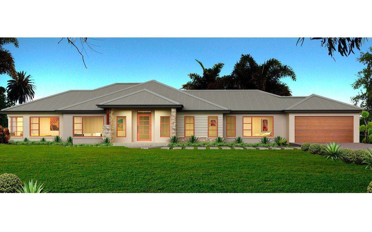 Fairmont 38.3 - Acreage Level - by Kurmond Homes - New Home Builders ...