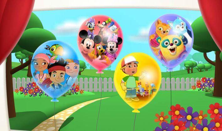 disney junior birthday ideas disneybday Julys 1st Birthday