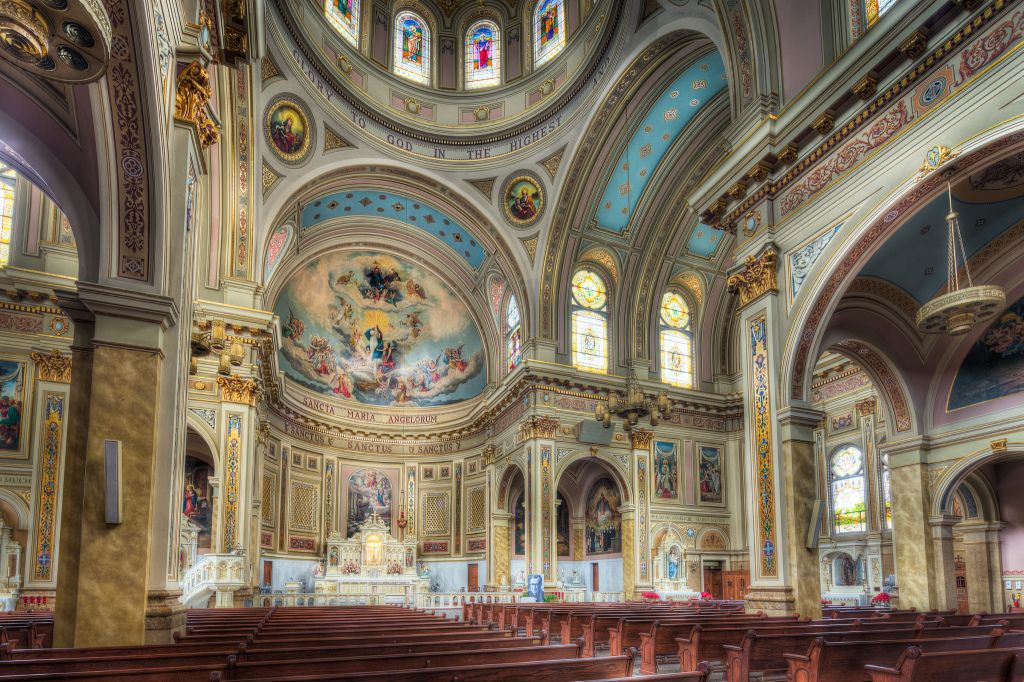 ...St.Mary of the Angels,Chicago,IL.....