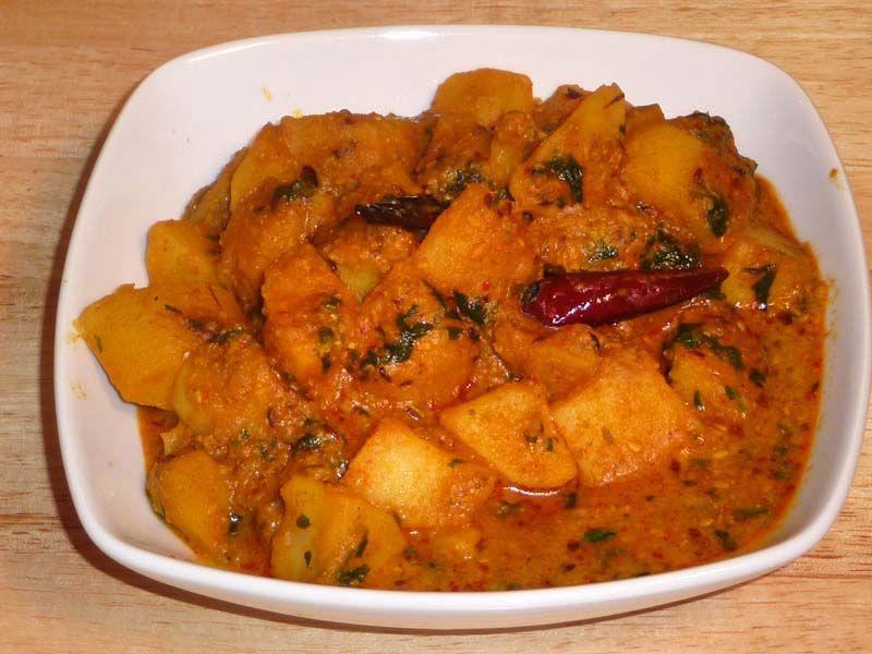 Potato manjulas kitchen indian vegetarian recipes indian potato manjulas kitchen indian vegetarian recipes indian cooking videos forumfinder Images