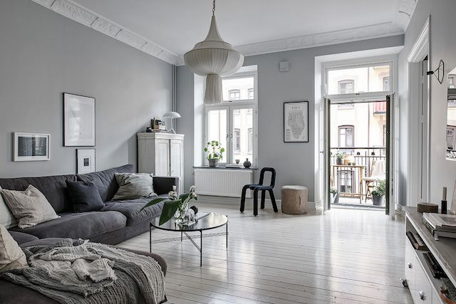 A Soothing Swedish Space