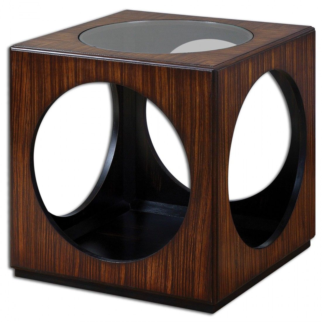 Uttermost tura cube accent table anceandson