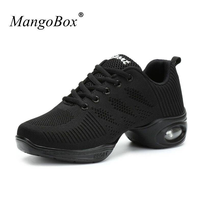 best authentic best choice cheap for sale Dance Sneakers For Women White Black Women Dance Shoes Comfortable ...