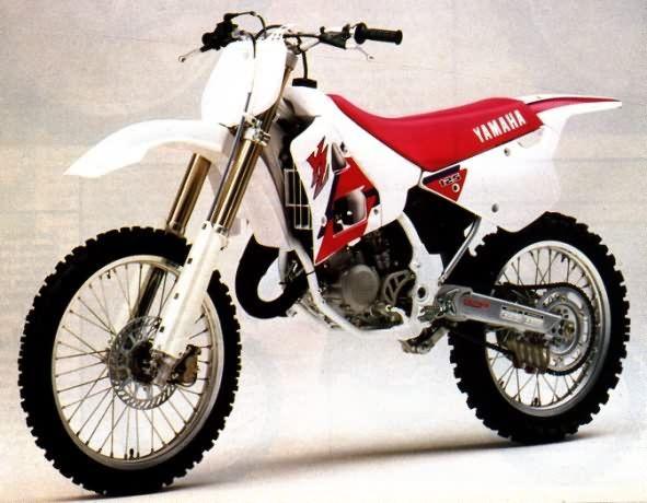 Yamaha Yz 125 92 Yamaha Motocross Vintage Bikes Dirtbikes