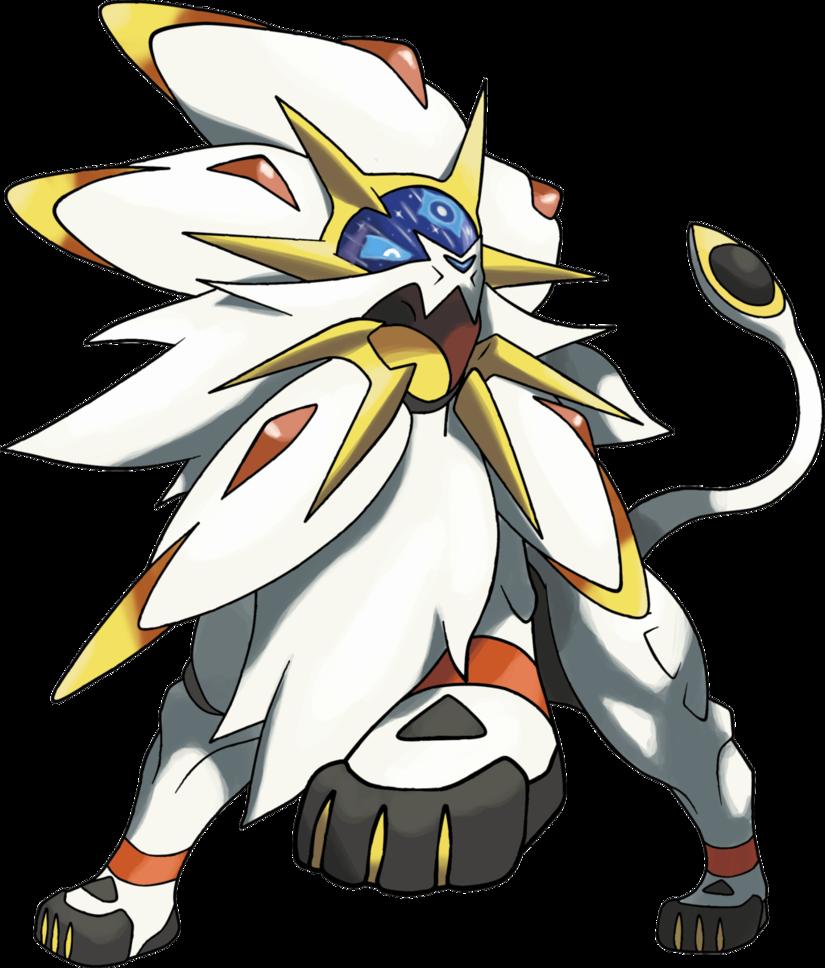 Solgaleo Pokemon Sun Legendary By Theangryaron Brysons