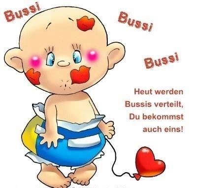 Bussi Für Dich Guten Morgen Smiley Lustige Bilder Und
