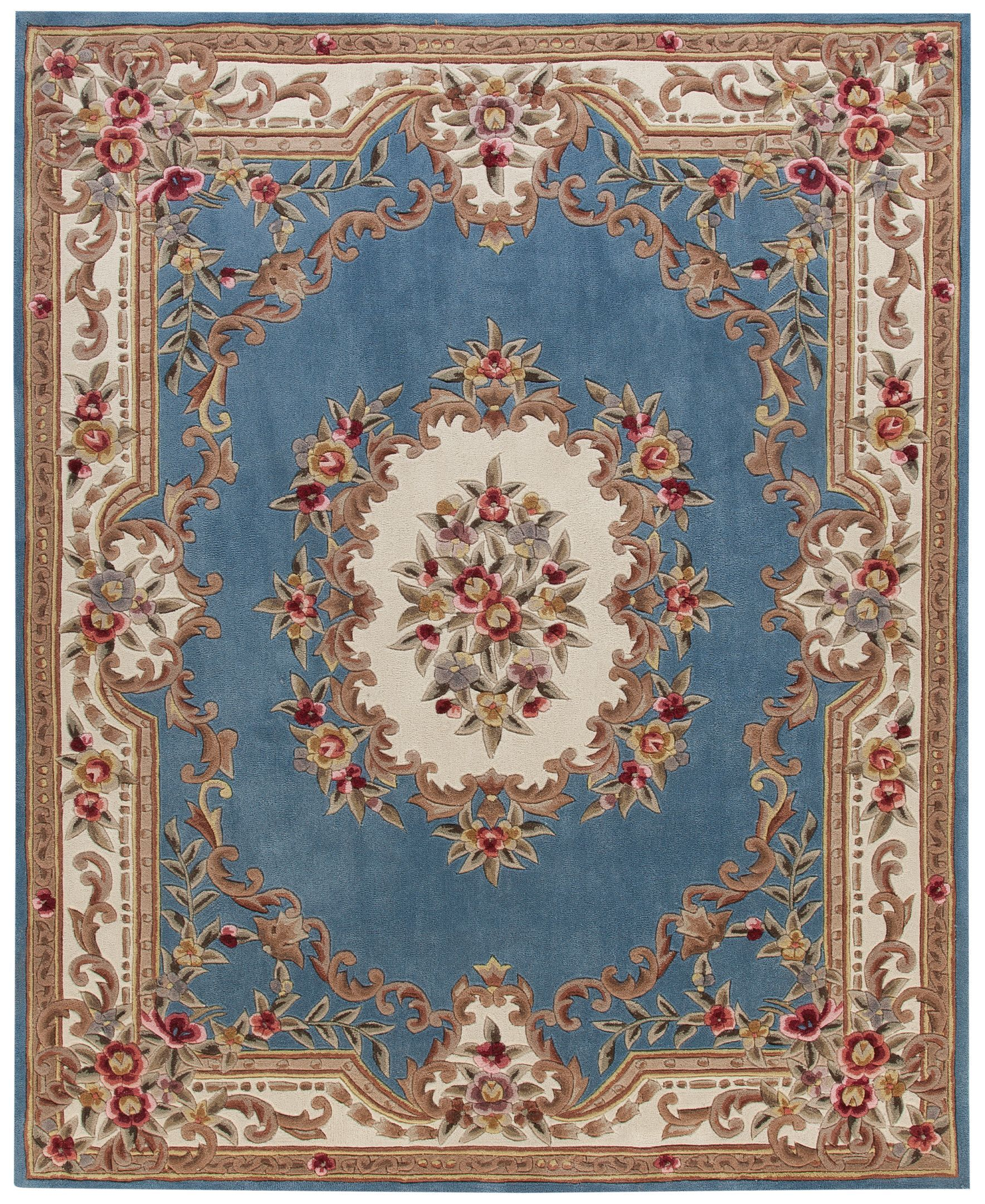 Dynasty Aubusson 3 X 5 Area Rug Created For Macy S Area Rugs