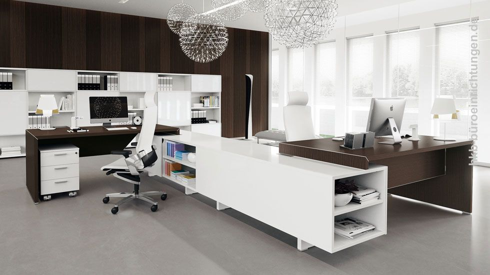 Chefzimmer-Anlage in Perfektion - auf kleinstem Raum professionelle ...