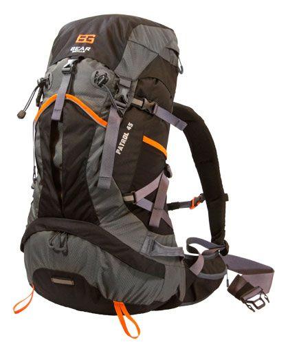 93f388b9c Bear Grylls Backpack