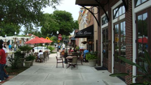 downtown winter garden florida has been transformed into a great place to shop and dine along the west orange trail - Downtown Winter Garden