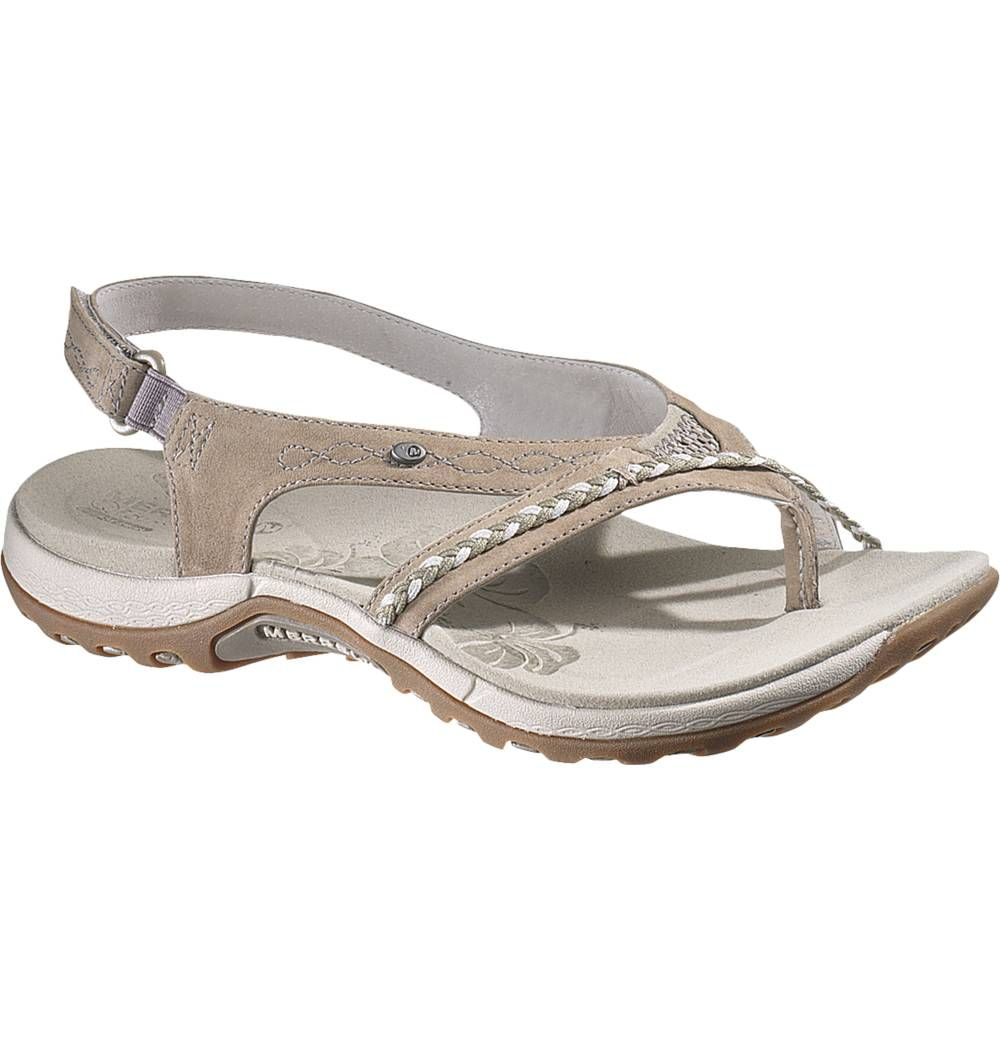 60916359906d Merrell Stellabloom Women s Sandals M in Aluminum)