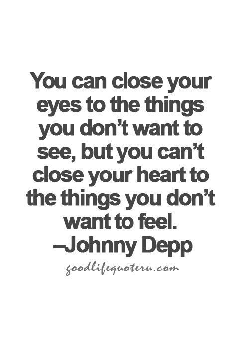Deep Thoughts Quotes Endearing 25 Well Said Quotes  Pinterest  Deep Quotes Thoughts And Truths