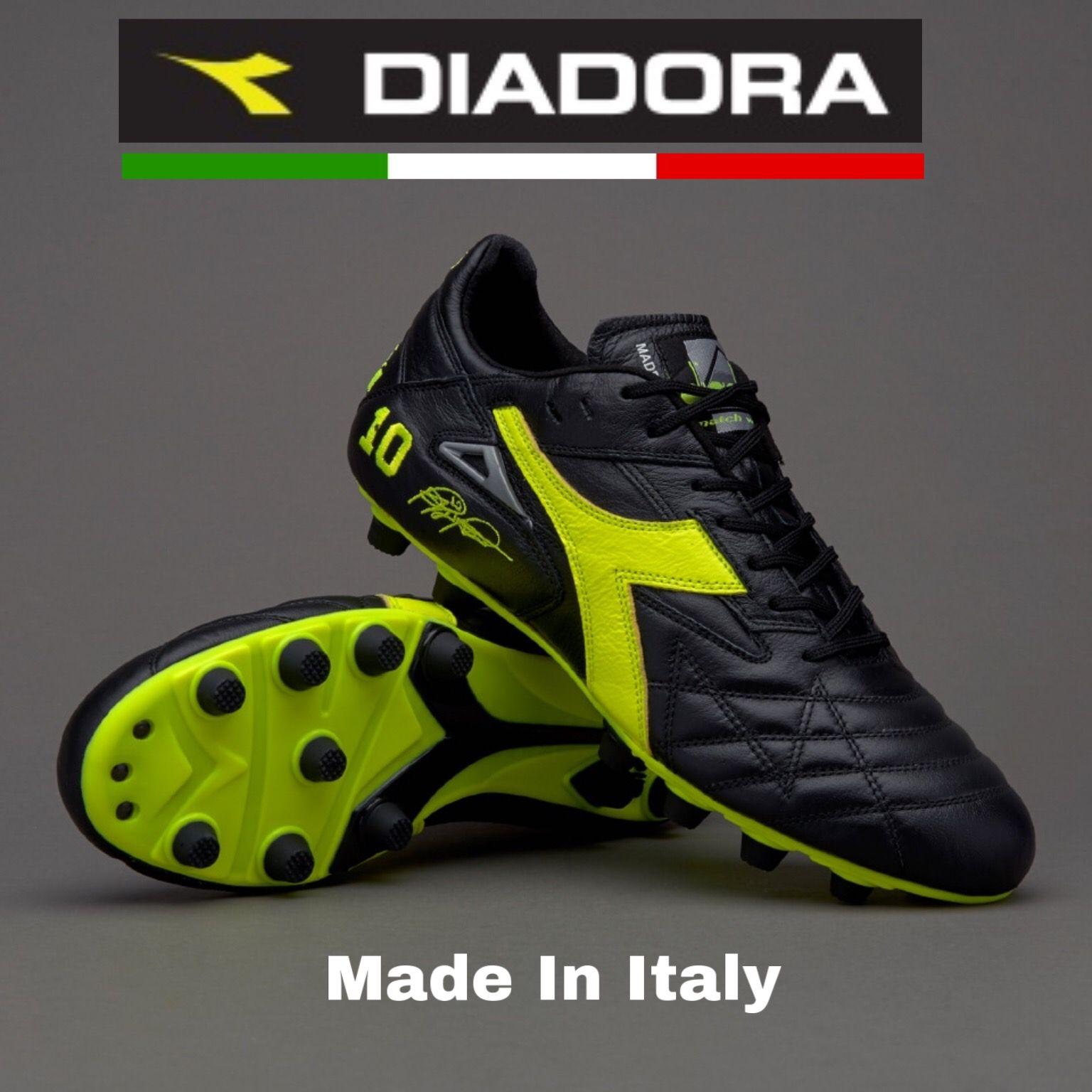 zapatos de futbol soccer diadora zapatillas