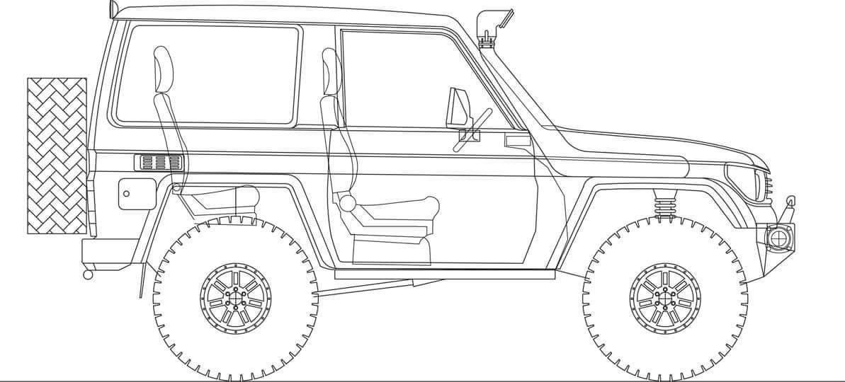 Pin by Dmitriy Babayan on land cruiser... | Pinterest | Land cruiser ...