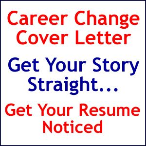 How To Write A Career Change Resume  Careers    Change
