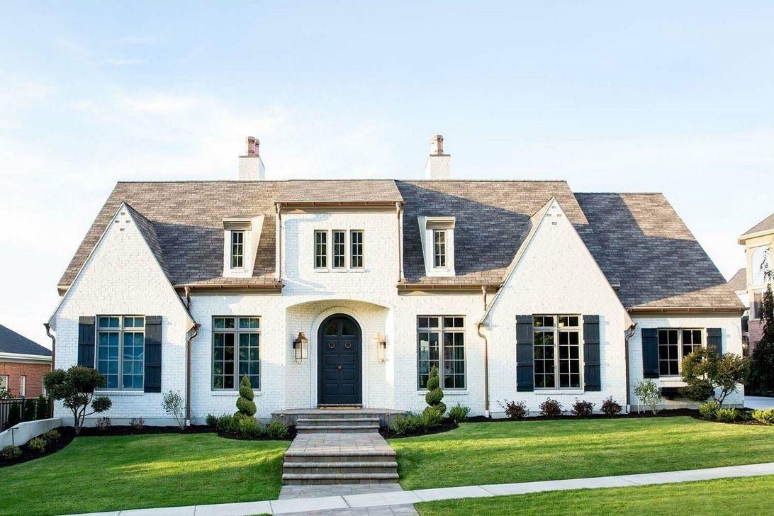41 Cheap And Modern Farmhouse Exterior Plans Ideas