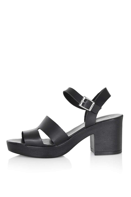 bc2e5f6b8d1 DEN Platform Sandals in 2019   SHOES   Sandals, Strappy sandals heels