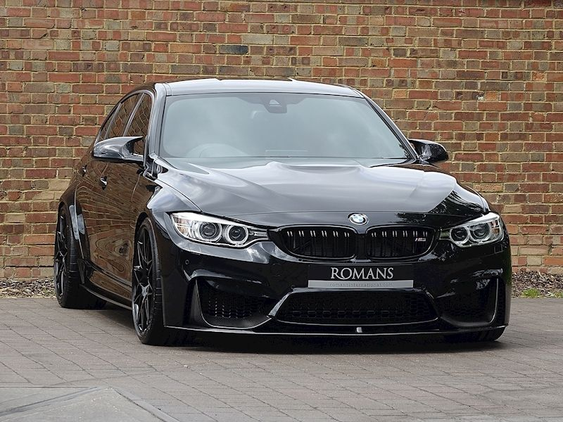 2017 Used Bmw M3 Competition Pack With Images Bmw Bmw M3 Bmw