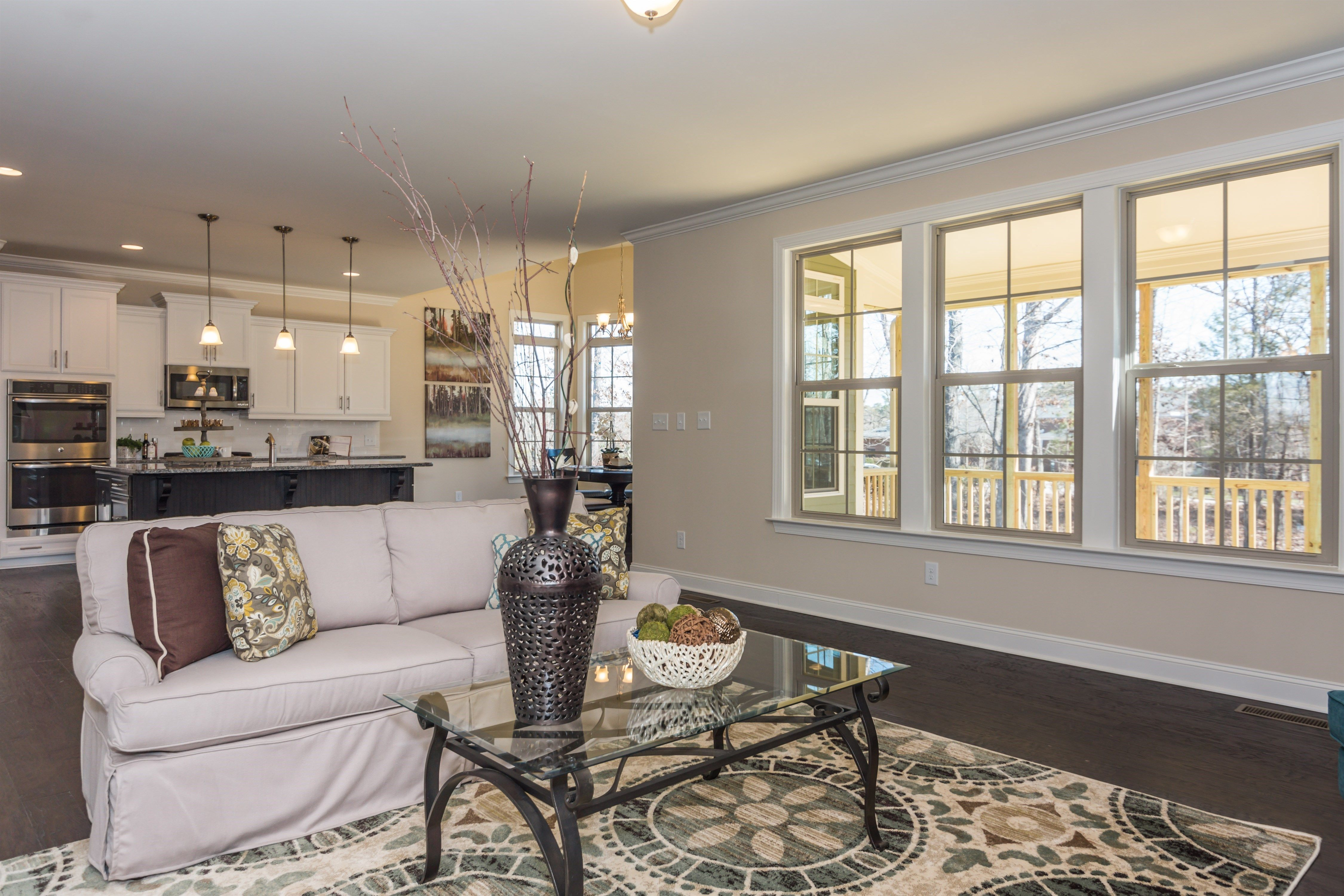 Large Windows Bring Natural Light Into This Bright And Spacious Family  Room. It Is Open To The Kitchen So You Can Entertain And Never Miss Being  Part Of The ... Part 77