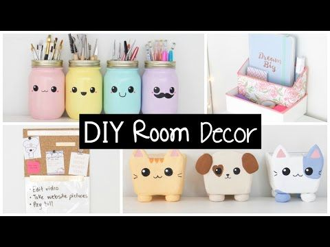 diy room decor! 10 diy room decorating ideas for teenagers (diy