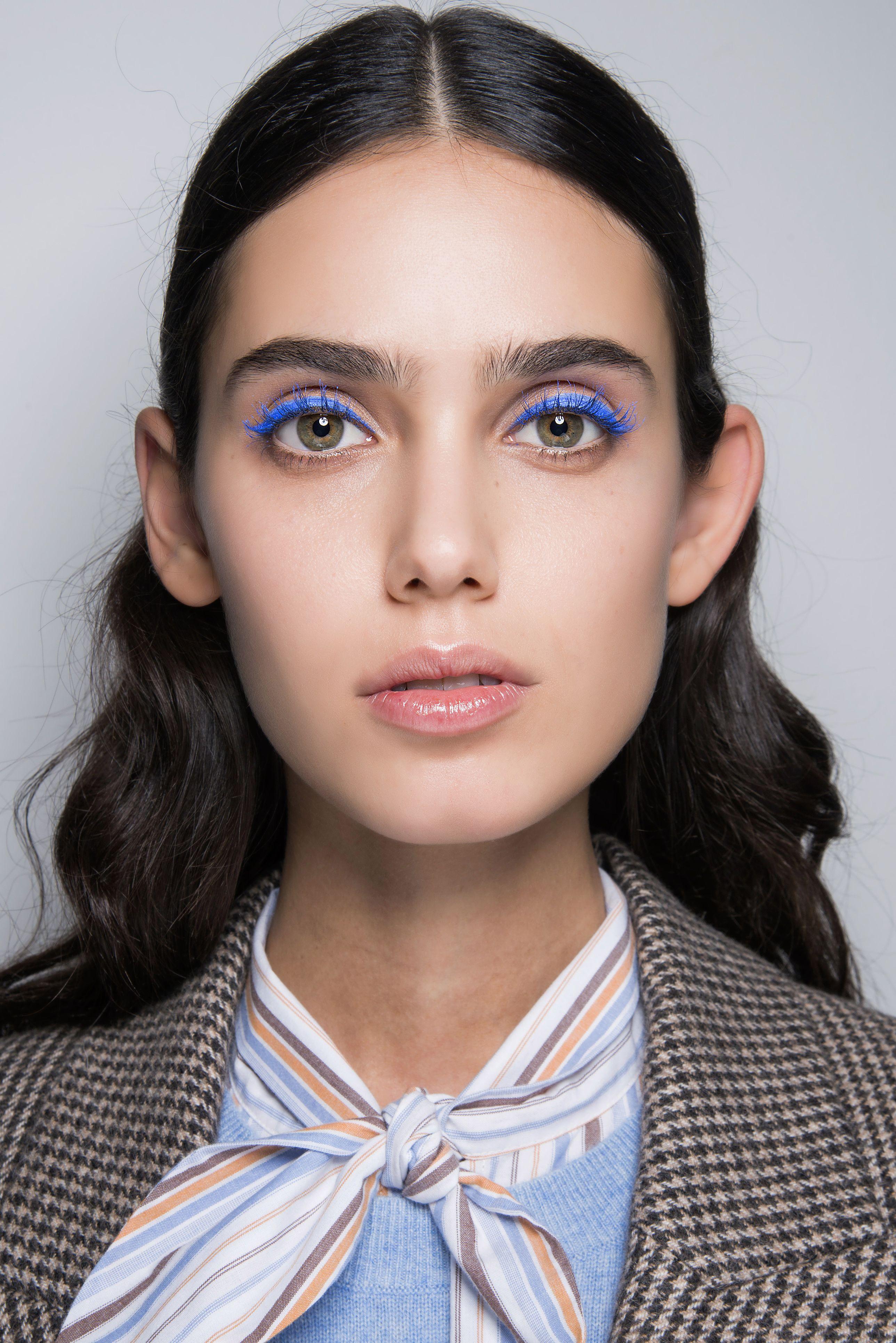 Makeup models 2020! Trends in face, lip, eye makeup! in