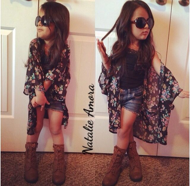 Awesome Awesome cool Kids fashion fashion kid spring outfit summer outfit ootd kimono tillys til... Check more at http://myfashiony.com/2017/awesome-cool-kids-fashion-fashion-kid-spring-outfit-summer-outfit-ootd-kimono-tillys-til/
