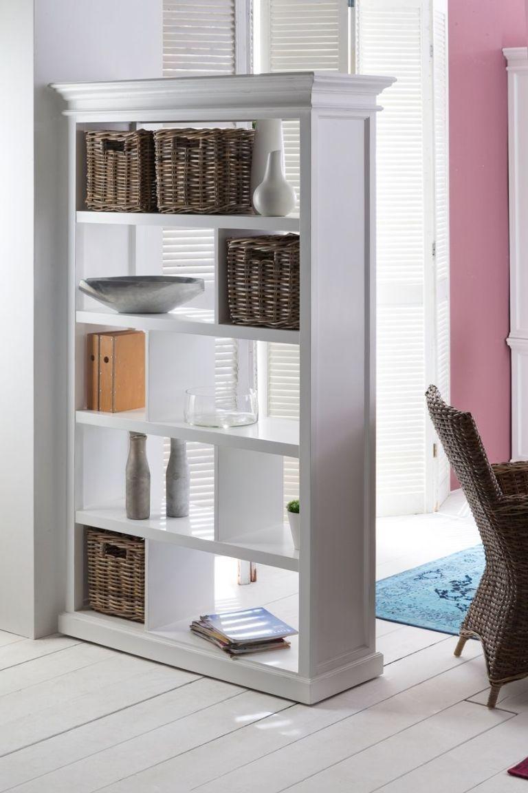 Living room storage ideas: media units, wall-mounted shelves ...