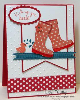 CCMC246 Lisa Y - Kick up yer heels!