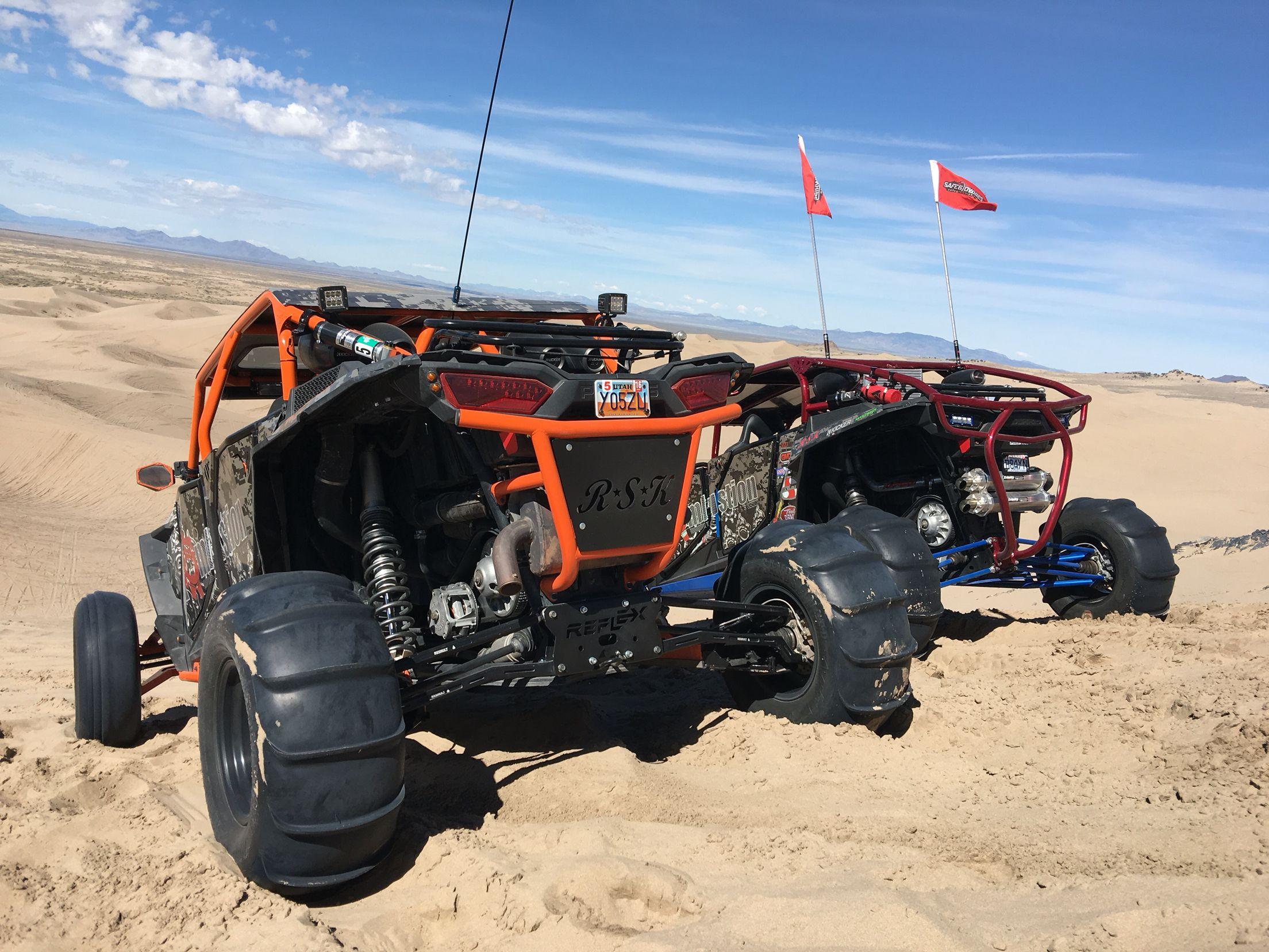Reflex RzR suspension    RzR's   Monster trucks, Rzr 1000