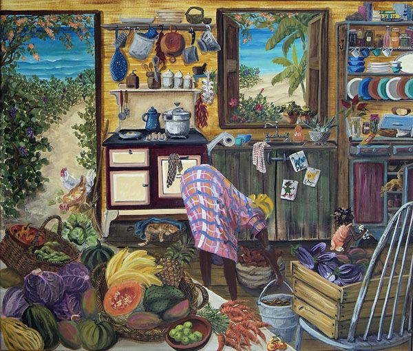 home_from_the_market Karla Bove