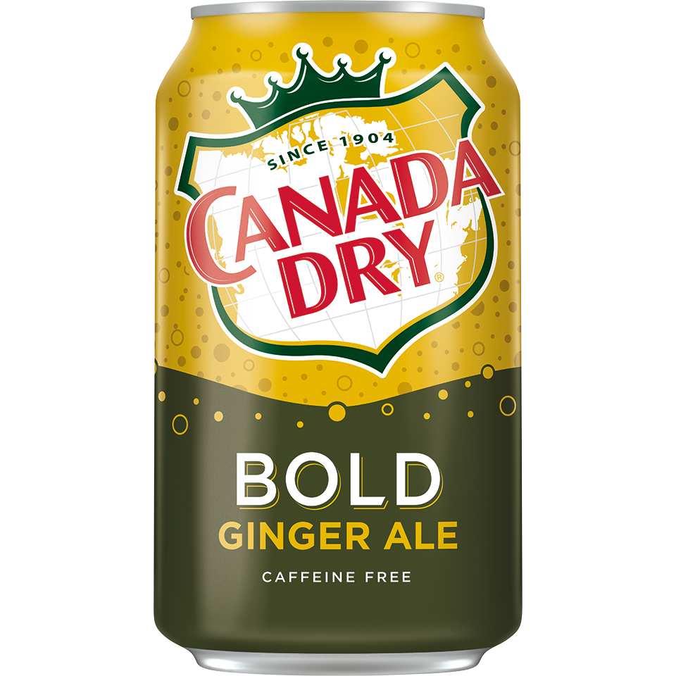 Canada Dry Bold Ginger Ale 12 Fl Oz Cans 12 Pack Walmart Com Walmart Com Ginger Ale Ginger Soda Dry Ginger