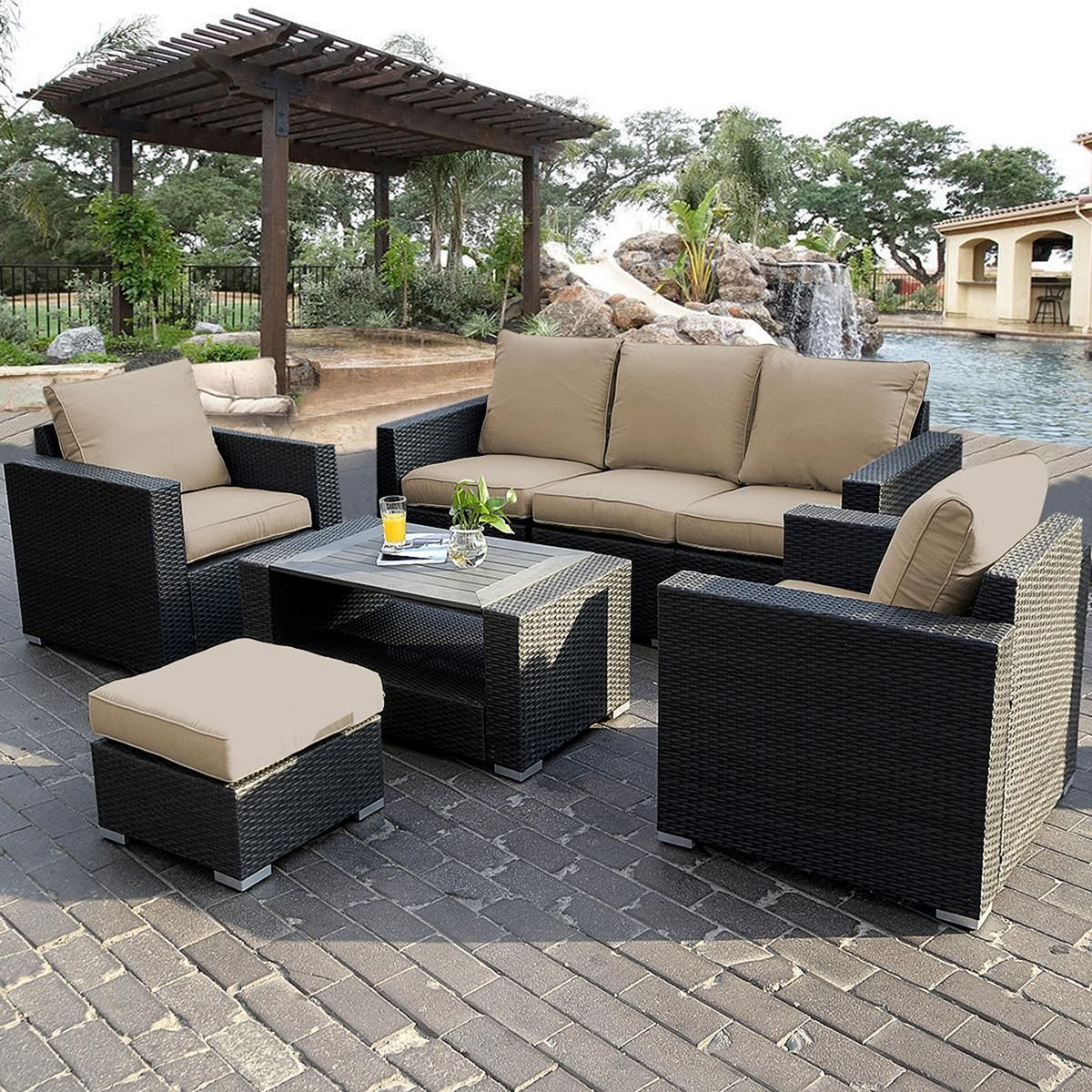 17 Cozy Home Outdoor Sofa Ideas For Relaxing Place Sectional